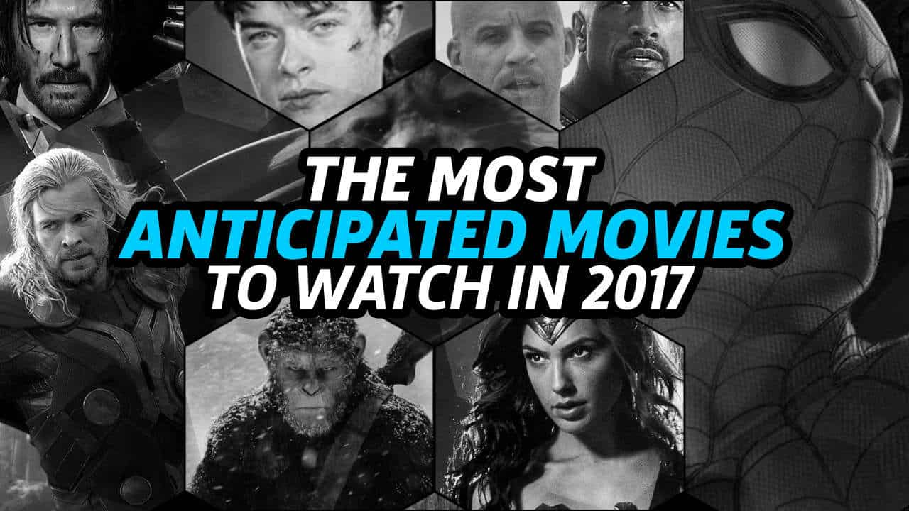 The Best Movies and Games that coming this year